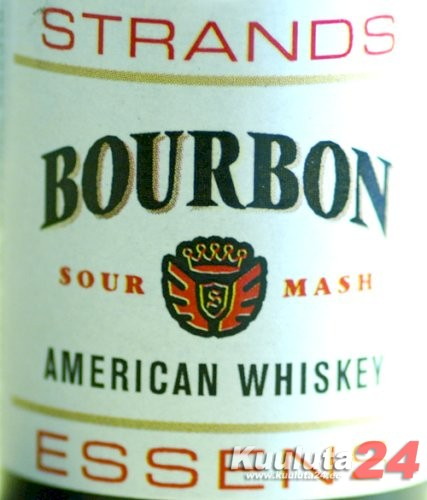 Burbon Whisky essents