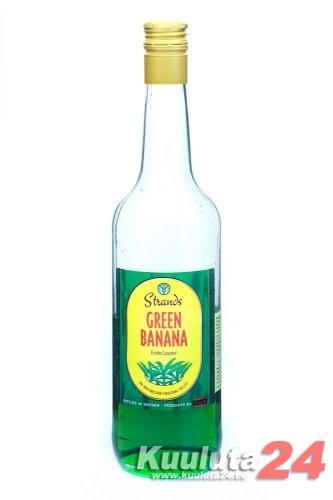 Täitepudel Green Banana