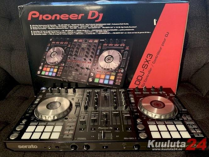 Pioneer DJ CDJ-2000 NXS2 + DJM-900 NXS2 + Coffin Bundle Deal