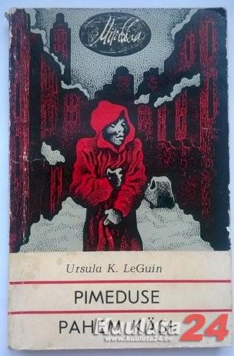 Pimeduse pahem käsi. Ursula K. Le Guin (Mirabilia)